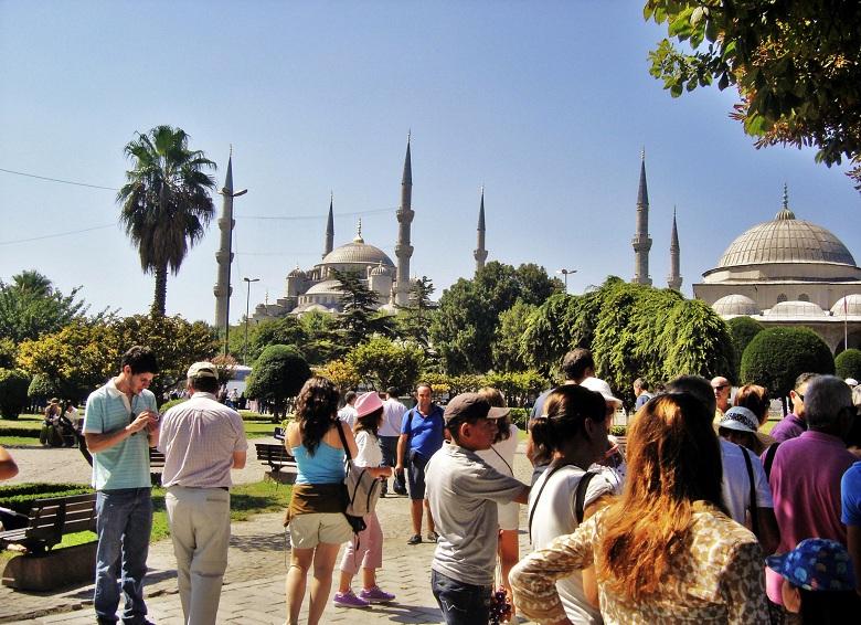 IRAN-TOURIST
