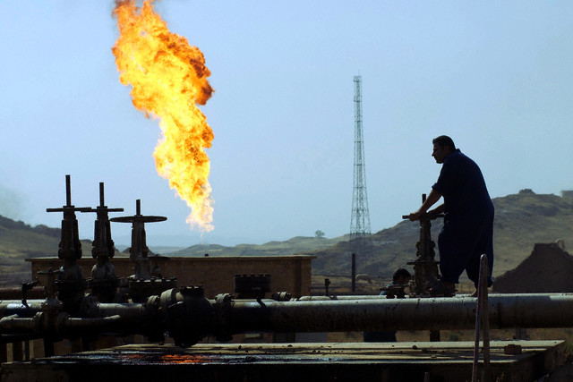 Saboteurs Slow Iraq's Major Oil Producer